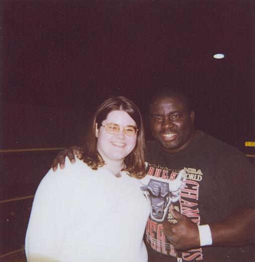 Koko B Ware and I 2-23-02