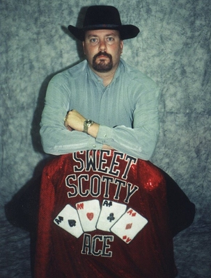 Sweet Scotty Ace; Actual size=146 pixels wide